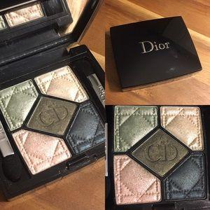 Dior Eyeshadow Palette - Jardin